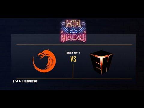 TNC Pro Team vs Ehome Game 1 (Bo1) MDL Macau