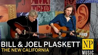 Joel Plaskett and Bill Plaskett 'The New California' NP Music in studio