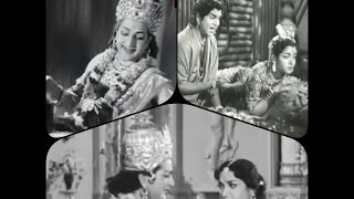 Ghantasala sings same padyam in three different films
