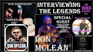 "Don McLean Celebrates 50 Years of ""American Pie"""