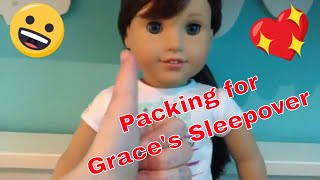 Packing for Grace