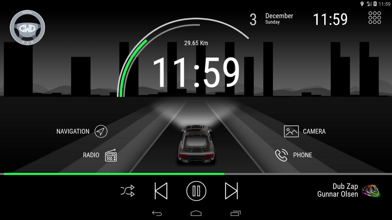 Road - Theme For Carwebguru Launcher