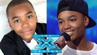 Josh Levi on The X-Factor (he has a secret...last name) | DAILY REHASH | Ora TV