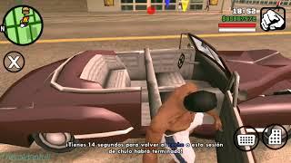 GTA San Andreas rumbo al 100% (38/38)