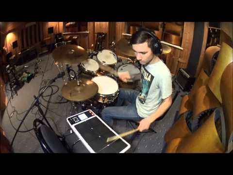 Ilya Blazh (16 y.o.) cover on Drum-Off ( D-mile & Shariq Tucker )
