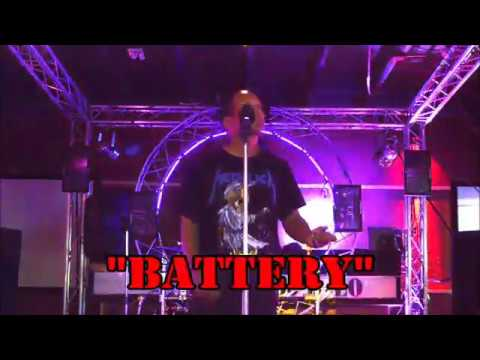 Battery (Metallica Karaoke Cover)