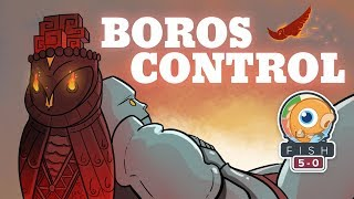 Fish Five-0: Boros Control (Standard, Magic Arena)