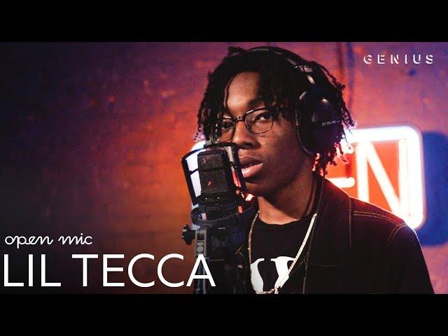 Lil Tecca Ransom (Live Performance) | Open Mic