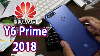 Huawei Y6 Prime 2018 Unboxing | First In Pakistan!