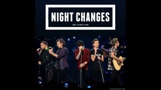 One Direction - Night Changes (IRIS Remix)