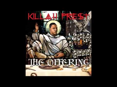 Killah Priest - The Offering - [Full Album 2007]