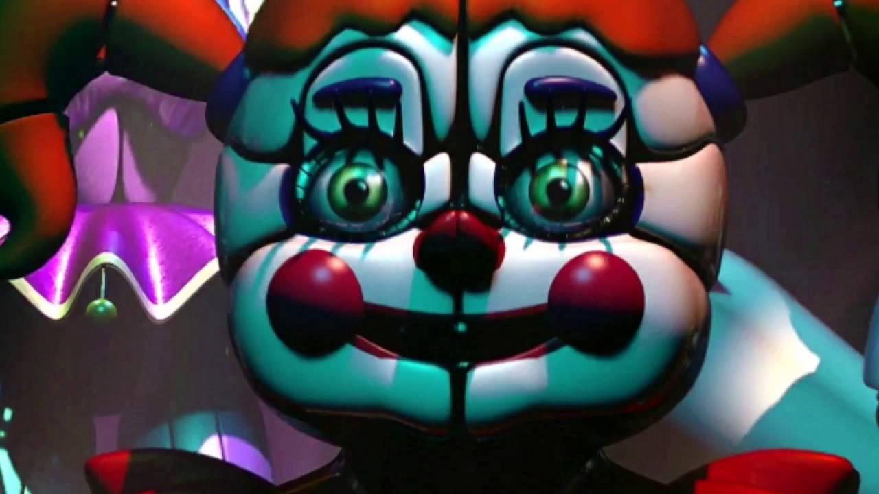 Circus Baby's voice - YouTube