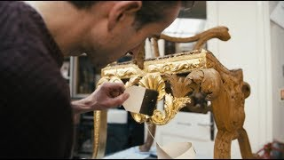 The Wallace Collection: A Chair Designed by William Kent - A Conservation Project