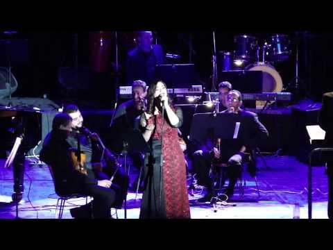 Nesma Mahgoub   If You Go Away   Valentine Concert 2014   Bibliotheca Alexandrina