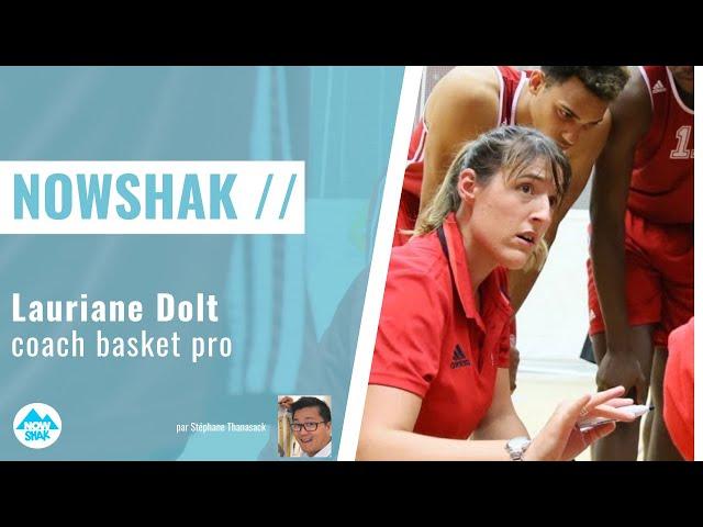 Comment coacher une équipe avec leadership : Lauriane Dolt et la Miyem Basket Academy