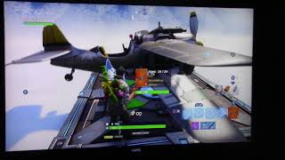 Fortnite Video Game Glitches!! The Invisible Airplane!! Hints, Tips, And Tricks!! Alpena Michigan