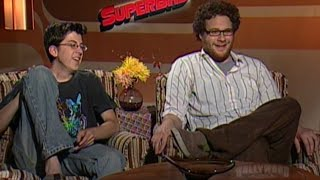 'Superbad' Interview thumbnail