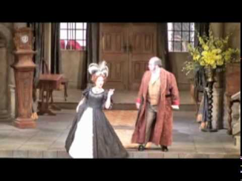The Dallas Opera presents Donato DiStefano and Adriana Kucerova in Donizetti's DON PASQUALE.