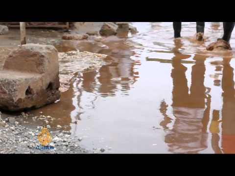 Senegal's capital suffers from water crisis