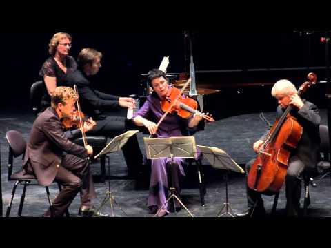 Johannes Brahms - Piano Quartet No. 1 in G minor, Op. 25 - 2nd movement