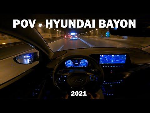 Download POV Hyundai BAYON 2021