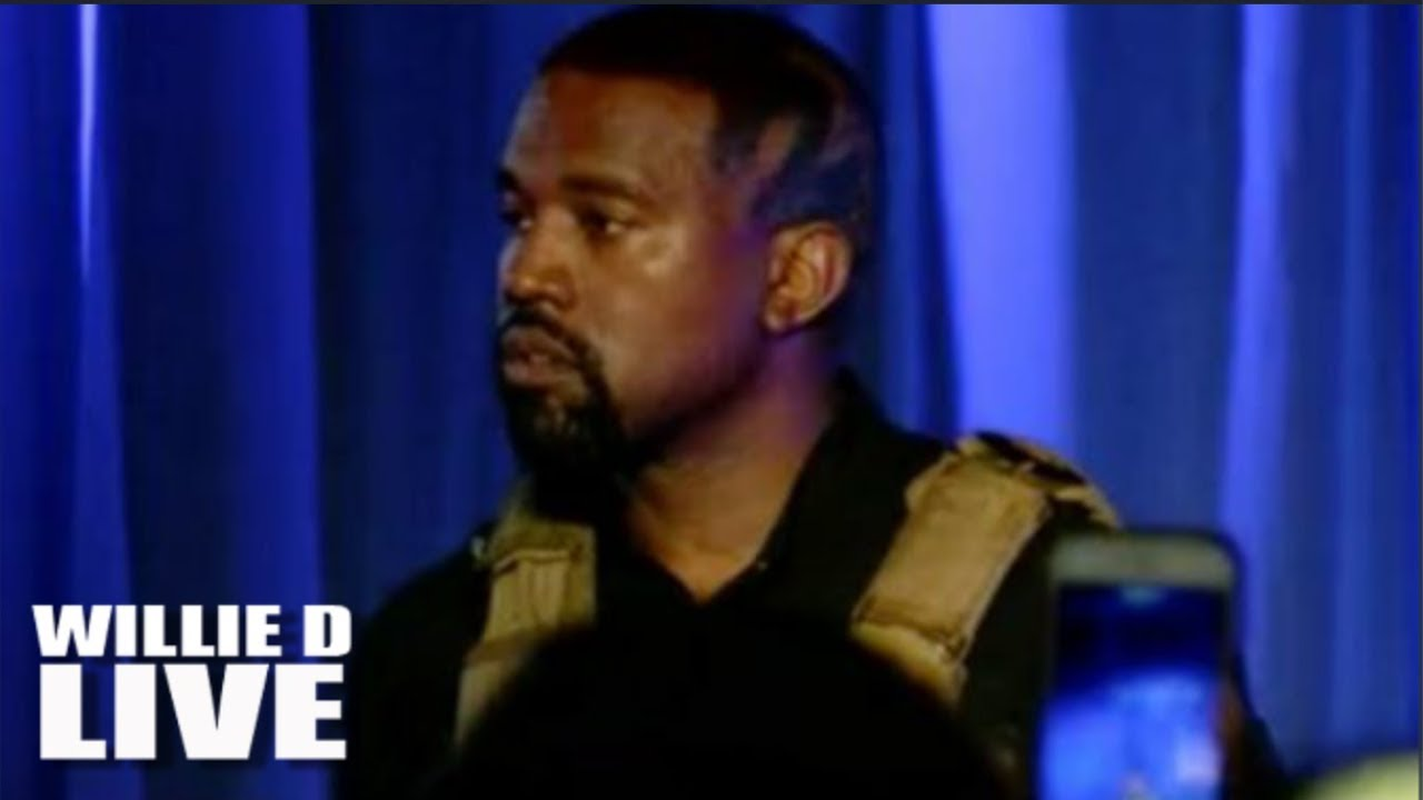 Download Kanye West Calls Harriet Tubman a Thief, Says She Never Freed Slaves
