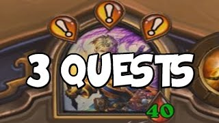 Completing 3 Quests in One Game thumbnail