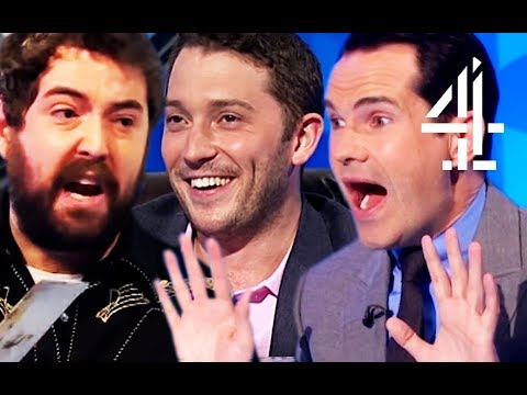 Nick Helm & Susie Dent's WEIRD Romance!!   8 Out Of 10 Cats Does Countdown   Dictionary Corner Pt. 1
