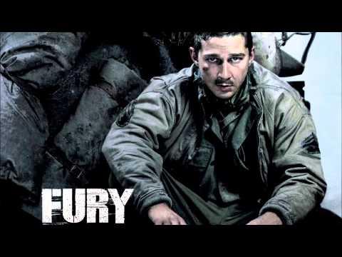 Fury - April 1945 OST (Credits Version) [HQ]