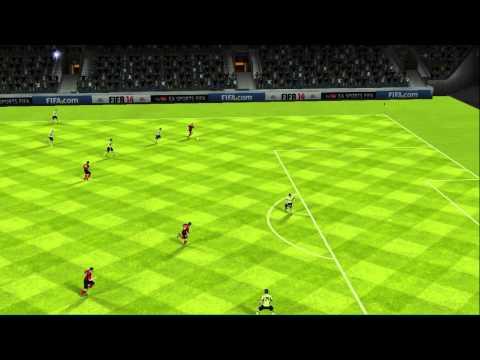 FIFA 14 iPhone/iPad - Pohang Steelers vs. FC Seoul
