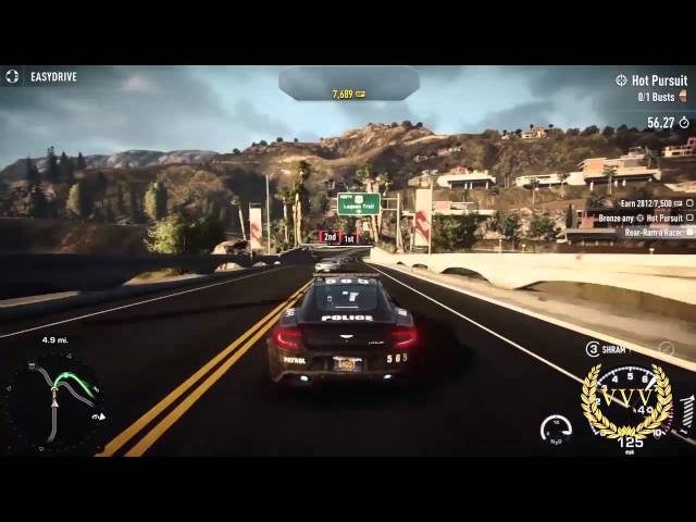 NFS Rivals Hands on part 2 of 3