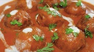 Malai Kofta | Quick & Easy Main Course Recipe | Mughlai Cuisine | Kanak's Kitchen
