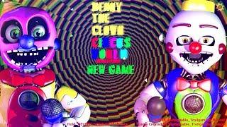 SHOCK CLOWN ANIMATRONICS!! Benny The Clown Circus World: Remastered #1