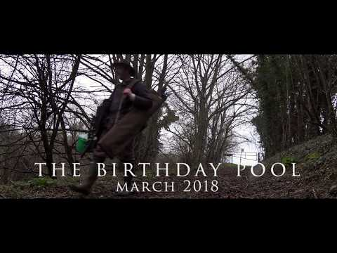 Spring Carp Fishing - Headlands Farm & The Birthday Pool