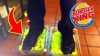 Top 10 Outrageous Burger King Scandals