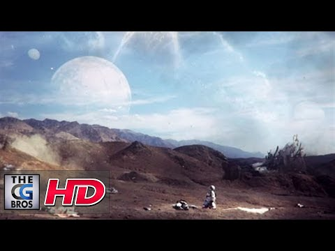 """CGI Sci-Fi Short Film : """"Grounded""""  by - Kevin Margo"""