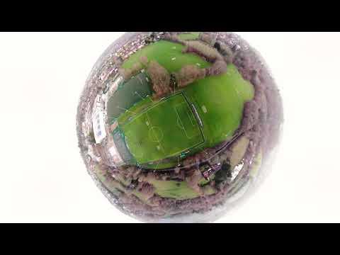 Senior Football | Drone