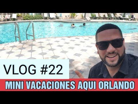 CROWN PLAZA HOTEL ORLANDO VLOG #22