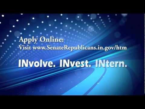 Indiana Senate Republican Internship Program