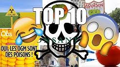 TOP 10 des raisons d'être contre les OGM
