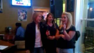 Chilly Will's girls singing