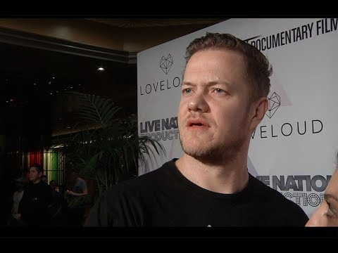 Red Carpet At MGM For Dan Reynolds Believer Screening