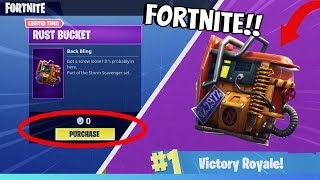 NEW FREE ITEM IN FORTNITE BATTLE ROYALE! (HURRY BEFORE IT'S GONE!)
