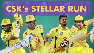 Playing the IPL finals is nothing new for CSK - Subramaniam Badrinath thumbnail