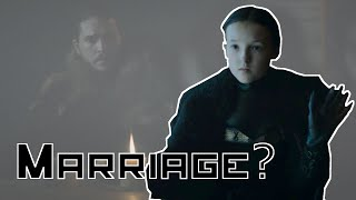 Game Of Thrones - Why Jon Snow Will MARRY Lyanna Mormont