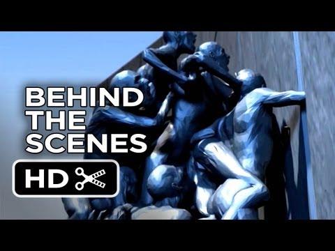 World War Z Behind The Scenes - The Wall (2013) - Brad Pitt Movie HD