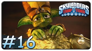 Skylanders Trap Team Walkthrough Part 16 Chapter 16 The Golden Desert
