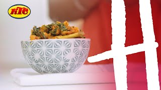 Kale and Chickpea Curry in Partnership with KTC Edibles