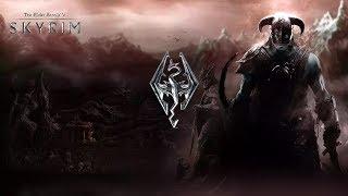 SkyrimV: убиваем дракошу