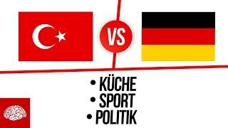 Türkei vs. Deutschland - Was ist der Unterschied?